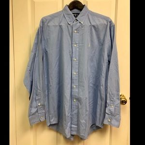 Ralph Lauren 100% Cotton Dress Shirt
